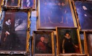 Portraits - additional portraits for the halls of Hogwarts